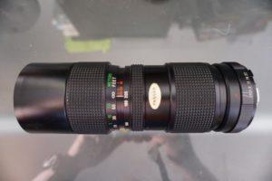 Vivitar 85-205mm f3.8