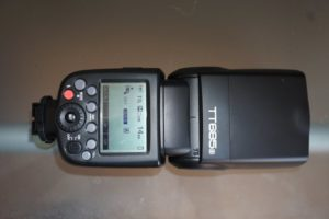 High Speed Sync Godox TT685